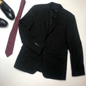 ZARA Man Basic Blazer Black Size  40